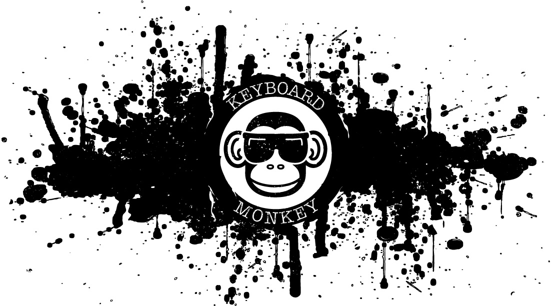 Keyboard Monkey Logo